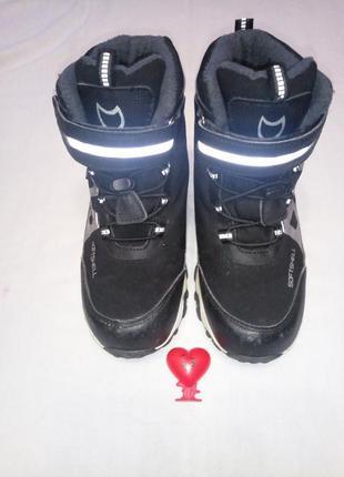 Ботинки зимние термо для мальчика