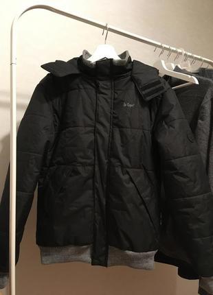 Мажская куртка теплая lee cooper