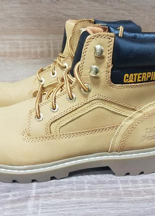 Оригинальные мужские ботинки caterpillar