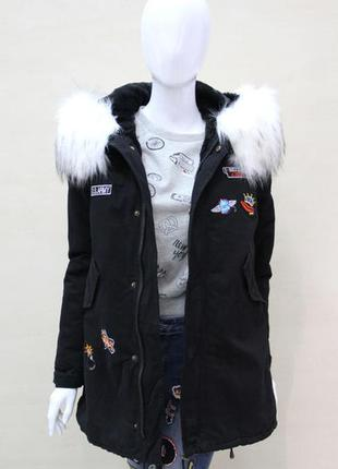 Парка-куртка женская glo-story wsx-2676