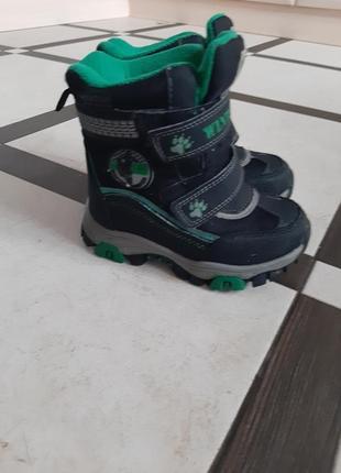 Термо чобітки том
