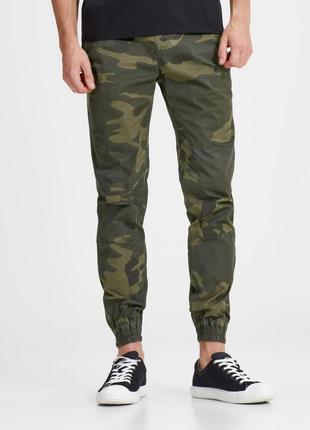 Джоггеры, штаны, брюки, мужские, молодежные, jack & jones, размер 30*32, 32*32