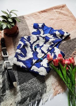 Знижки до 25. 12 фактурна гарна блуза топ від h&m