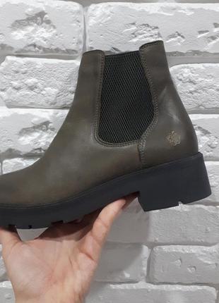 Зимние полусапожки, ботинки