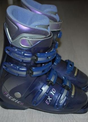 Лыжные ботинки tecnica 6 40 39 25 см
