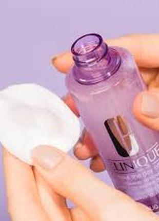 Clinique take the day off двухфазная жидкость для снятия макияжа 50 мл