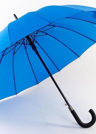 Зонт женский трость полуавтомат max komfort яркие шикарные расцветки