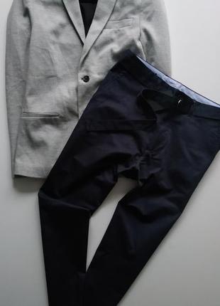 💥 розпродаж💥 стильні брюки чінос з поясом
