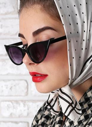 Солнцезащитные очки cateyes