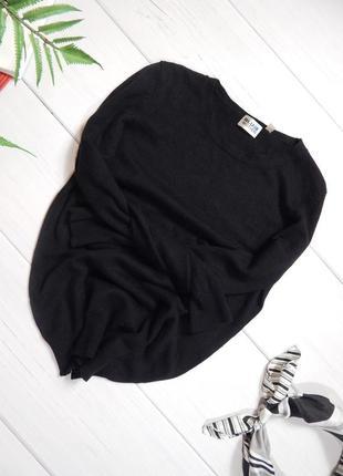 Идеальный базовый джемпер из кашемира и шелка кашемировый свитер кашемир