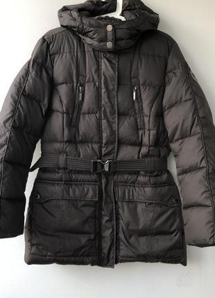 Куртка пуховик натуральный на пуху s.oliver
