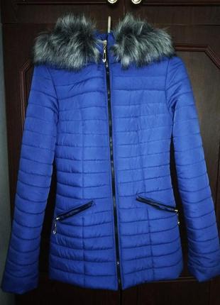 Куртка женская зимняя,
