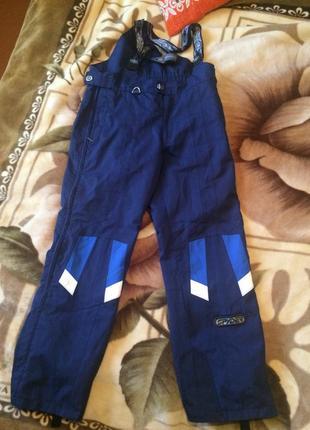 Горнолыжные брюки штаны комбинезон самосбросы spider 🕷