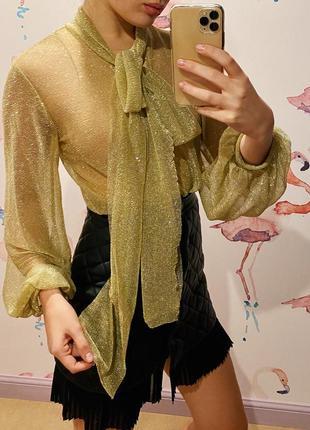 Нереальная новая блузка