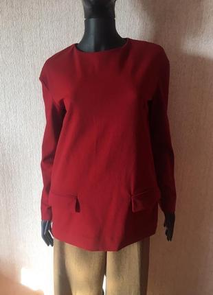 Фирменная блуза cos