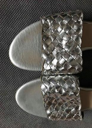 Супер стильные кожаные испанские босоножки kess
