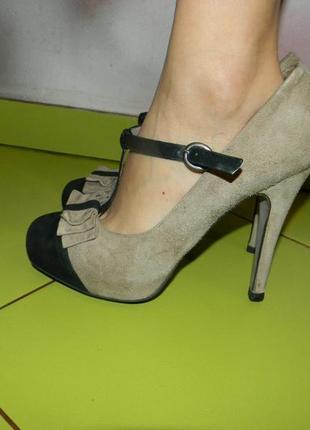 Туфли женские les garcons 39 р