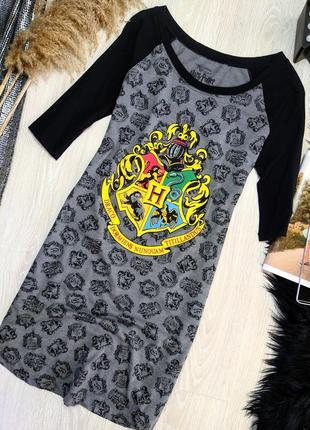 Ночная рубашка домашнее платье harry potter