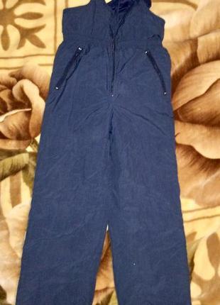 Лыжные брюки штаны комбинезон