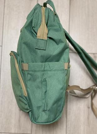 Рюкзак сумка для мам, рюкзак сумка для мамы сумка органайзер с креплениям4 фото