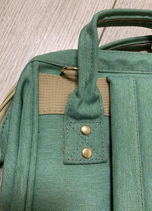Рюкзак сумка для мам, рюкзак сумка для мамы сумка органайзер с креплениям9 фото