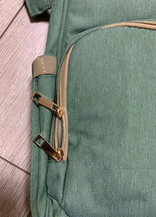 Рюкзак сумка для мам, рюкзак сумка для мамы сумка органайзер с креплениям10 фото