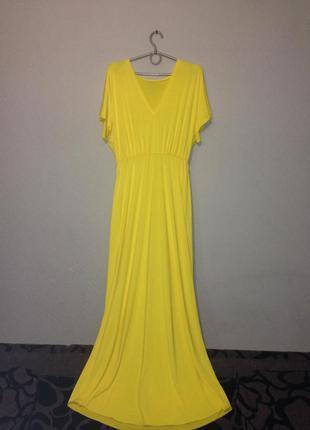 Платье в пол, длинное для фотосессии