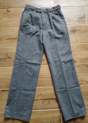 Шерстяные брюки на мальчика