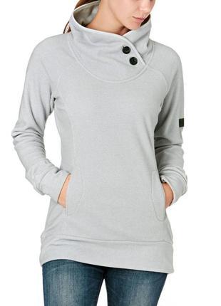Женская кофта толстовка berghaus pavey fleece флис размер m (оригинал)