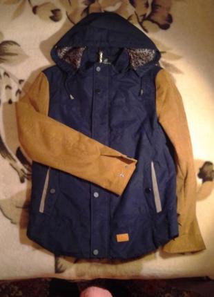 Куртка супер мужская турция, c&d, s/m