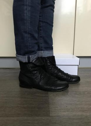 Bama жіночі черевики/ женские кожа ботинки, полусапожки