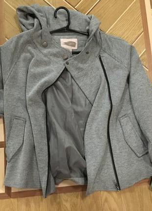 Куртка оверсайз forever 21