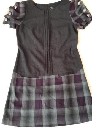 Платье в клеточку✨