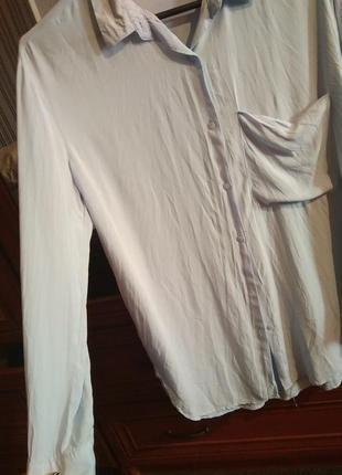 Скидки!базовая рубашка ,блуза -xs,s,m