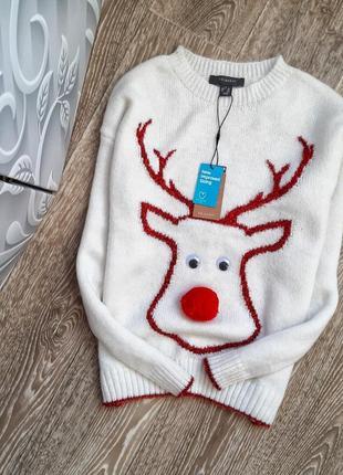 Новый новогодний свитер #primark