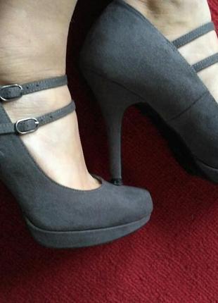 Туфли, туфлі р. 37