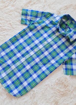 Качественная хлопковая рубашка от gap