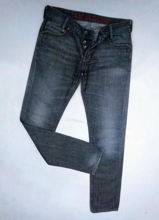 Брендовые джинсы.