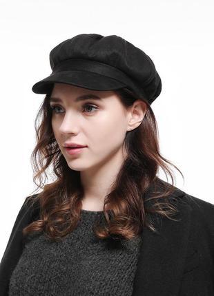 13-242 берет с козырьком кепи шапка