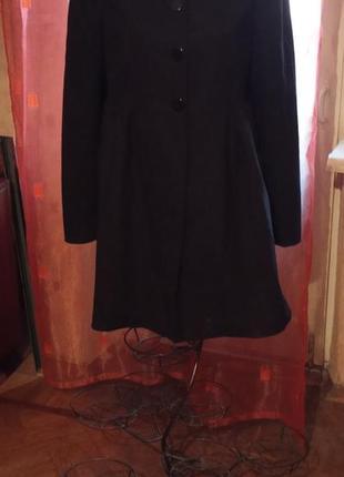 Шикарное демисезонное пальто,плащ для беременных от n&m англия