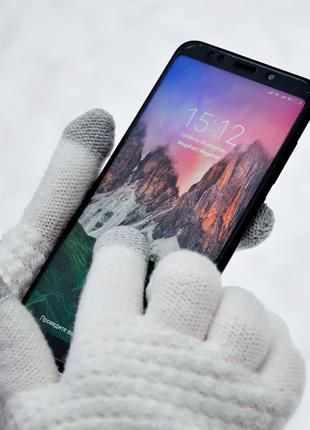 Зимнее сенсорние перчатки / зимові сенсорні рукавиці