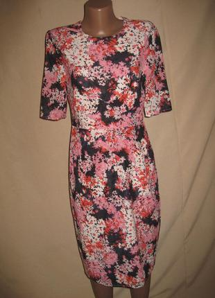 Платье из натурального шелка whistles р-р12