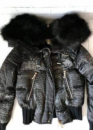 Зимняя куртка пуховик iceberg, оригинал!
