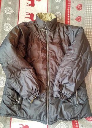 Куртка мужская двухсторонняя l размер