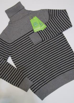 Детский свитер на мальчика many&many  (130 см - 170 см)