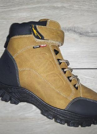 Зимние ботинки подросток зимові зима мальчик теплые