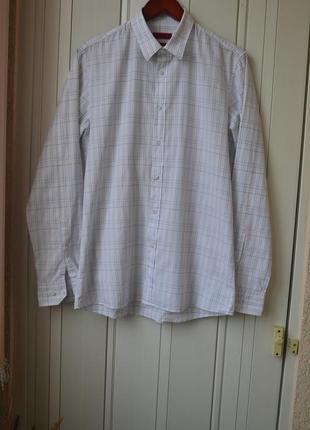 Белая рубашка рубашка в клетку рубашка в клеточку