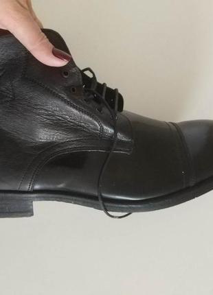 Взуття чоловіче зимове шкіряне