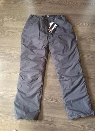 Теплые лыжные штаны фирмы crane