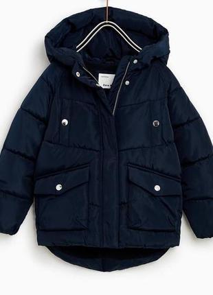 Zara зимняя женская куртка xs s zara зимова жіноча куртка xs s